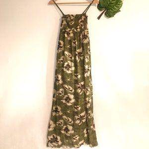 Anthropologie Cultivate Maxi dress